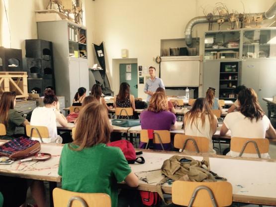 Liceo N. Valentini Monza